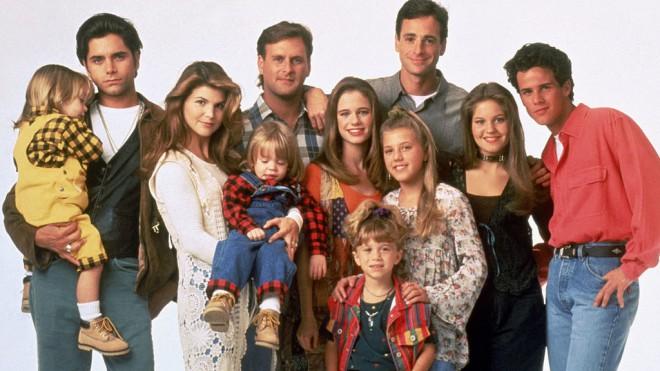 Humoristična serija Full House se po 21 letih vrača na male zaslone.