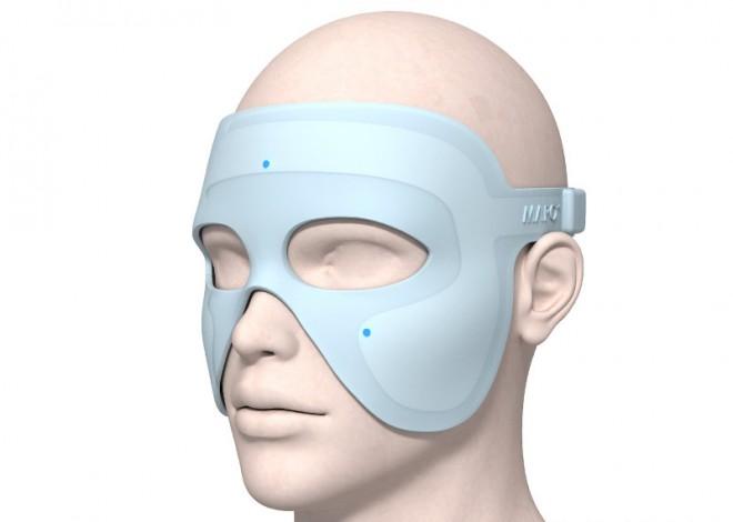 MAPO je pametna lepotna maska s povezljivostjo Bluetooth.