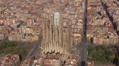 Bazilika Sagrada Familia