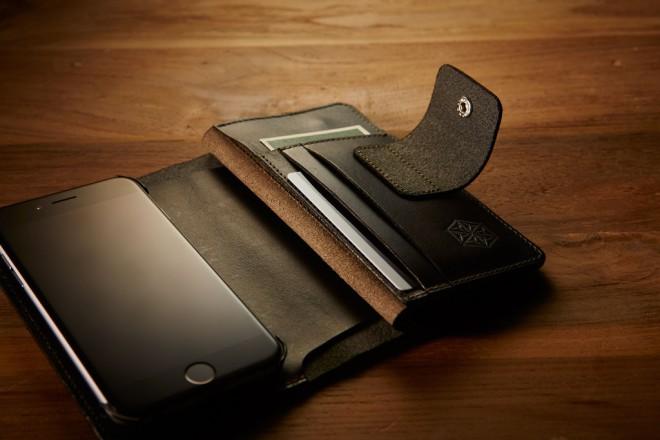 Denarnica Pufftec Fumo je precej več kot običajna denarnica.