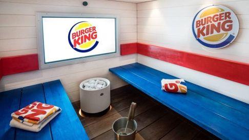 Burger King Spa na Finskem