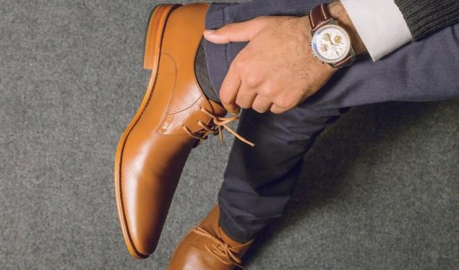 Niso vsi čevlji primerni za vsako obleko.