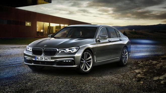 BMW 750d očara v vseh pogledih.