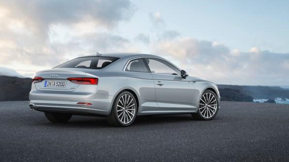 Novi Audi A5 Coupé in novi Audi S5