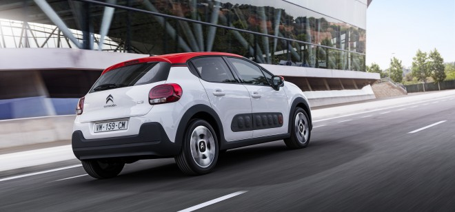 Novi Citroën C3