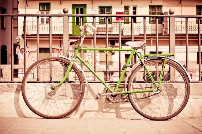 Si že obrisal prah s kolesa in avto pustil doma?