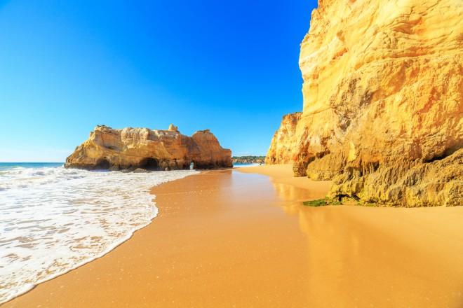 Praia da Marinha (Carvoeiro, Portugalska)
