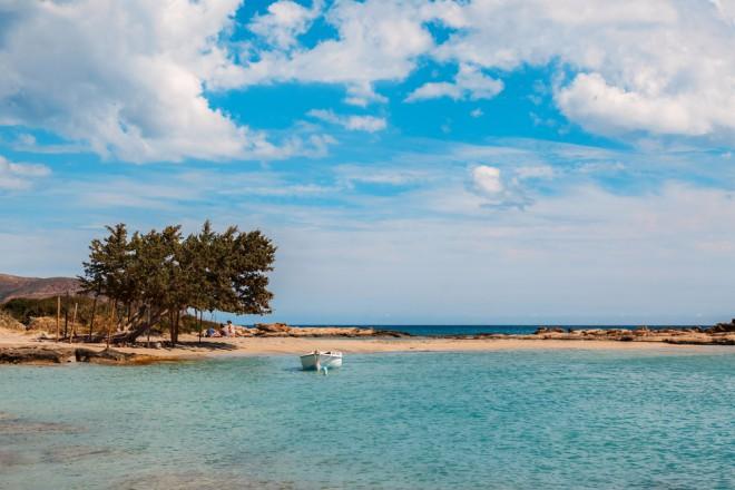 Elafonissi (Kreta, Grčija)