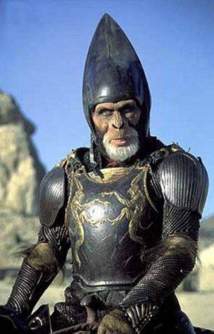 Tim Roth v filmu Planet opic