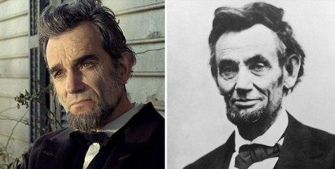 Daniel Day Lewis kot Abraham Lincoln