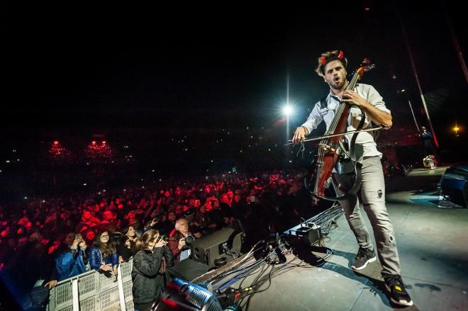 Na koncertih dua 2Cellos poslušalci redno padejo v ekstazo.
