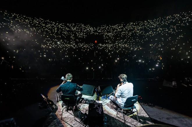 V Zagrebu ju je poslušalo 50 tisoč ljudi!