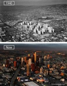 Los Angeles (ZDA) – 1940 in danes