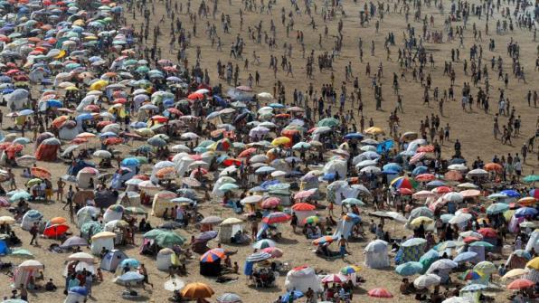 Plage de Rabat, Moroko