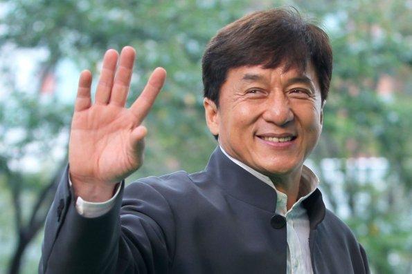 2. mesto: Jackie Chan – 61 milijonov ameriških dolarjev