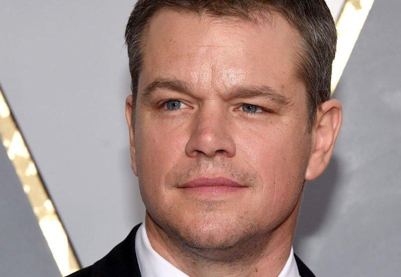 3. Matt Damon – 55 milijonov ameriških dolarjev