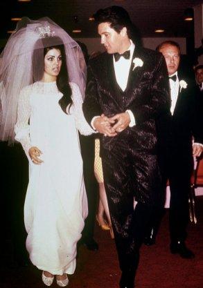 Elvis Presley in Priscilla Beaulieu leta 1967
