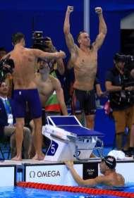 Številni ameriški plavalci prisegajo na starodavno kitajsko terapijo.