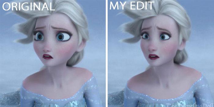 Elsa iz Ledenega kraljestva