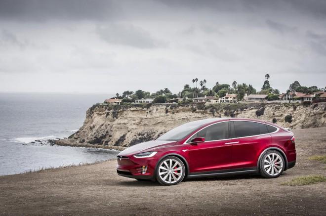 Novo baterijo dobiva tudi Tesla Model X.