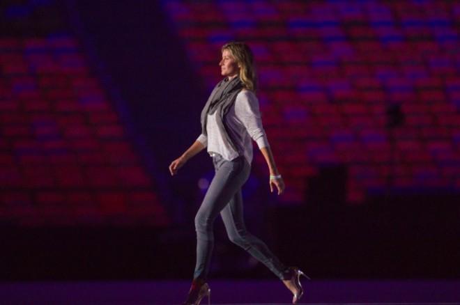 Akterka na otvoritveni slovesnosti bo tudi slovitka modelka Gisele Bündchen.
