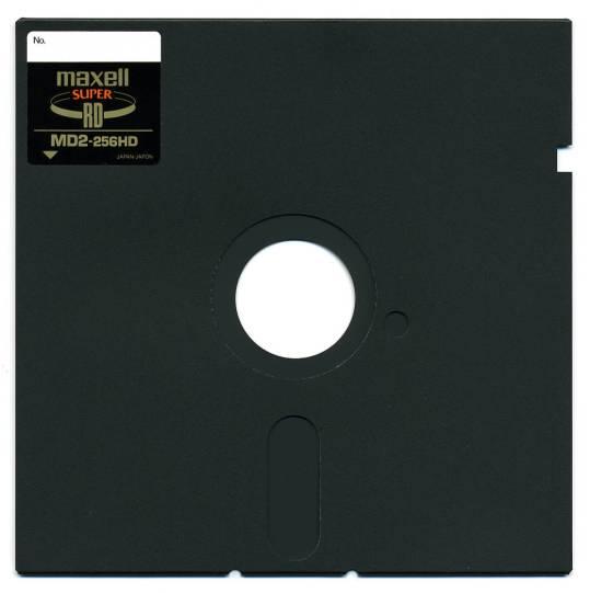 1971 – 8-inčna disketa – IBM predstavi disketo, prvo napravo za fizični prenos podatkov.