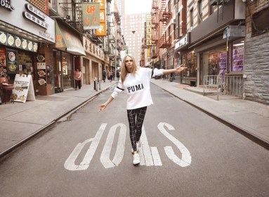 Ženska kampanja Do You znamke Puma z Rihanno in Caro Delevingne