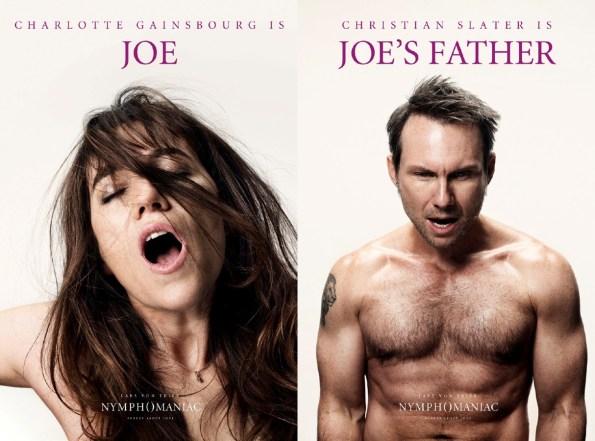 Plakati za film Nymphomaniac