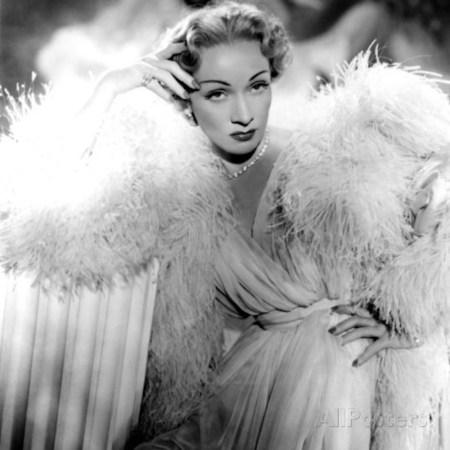 Marlene Dietrich – Trema (1950)