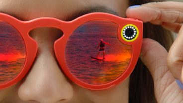 Sočna očala Snapchat Spectacles
