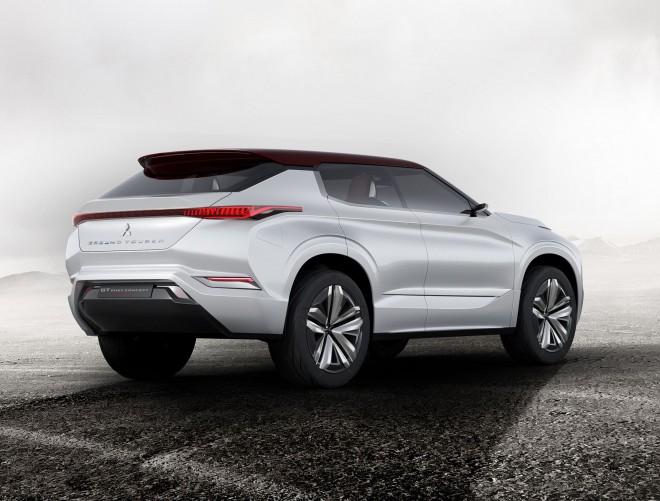 Mitsubishi nam je ponudil vpogled v svojo prihodnost. Vam je všeč?