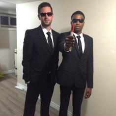 Možje v črnem