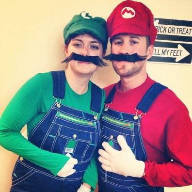 Mario in Luigi
