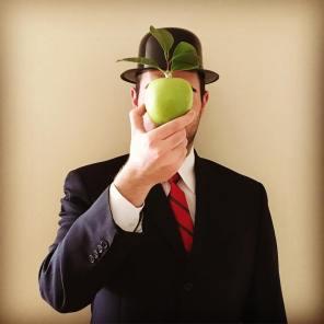 Sin človekov (René Magritte)