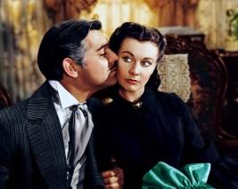 Scarlett in Rhett iz filma Gone With The Wind (V vrtincu)