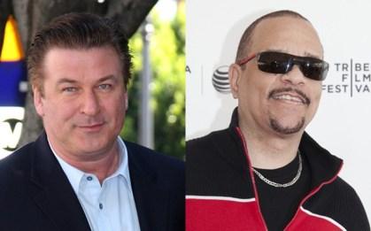 Ice-T in Alec Baldwin, 60 let