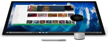 Računalnik vse-v-enem Microsoft Surface Studio
