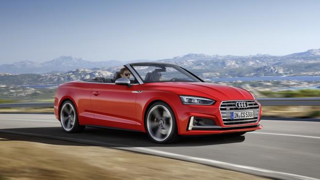 Novi Audi A5 ni menjal ''dlake'', zato pa je tehnično precej napredoval.