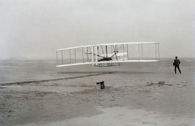 Prvi polet s posadko
