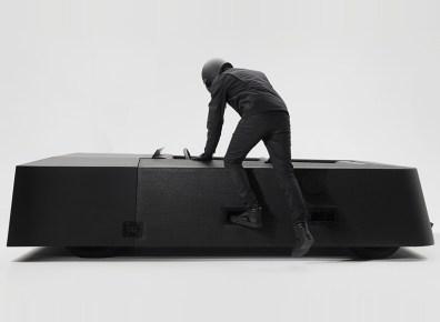Consumer – trapezoidni avtomobil
