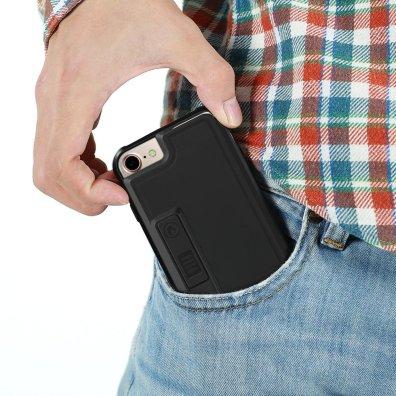 Zaščitni ovitek za telefon z vžigalnikom in odpiračem