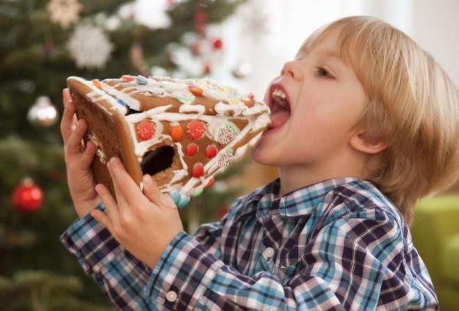 Drugo leto se za praznike raje držite malce nazaj. Je vseeno lažje kot pa biti na kasneje dolgotrajni dieti.