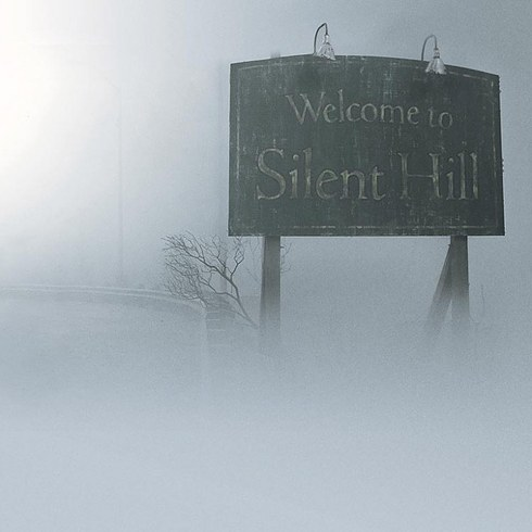'Silent Hill' tudi v resnici obstaja.