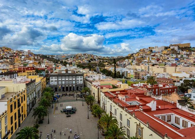 Las Palmas, Gran Canaria, Kanarski otoki
