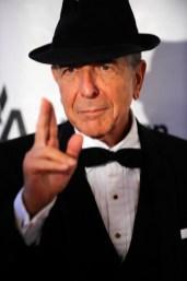 Pevec Leonard Cohen