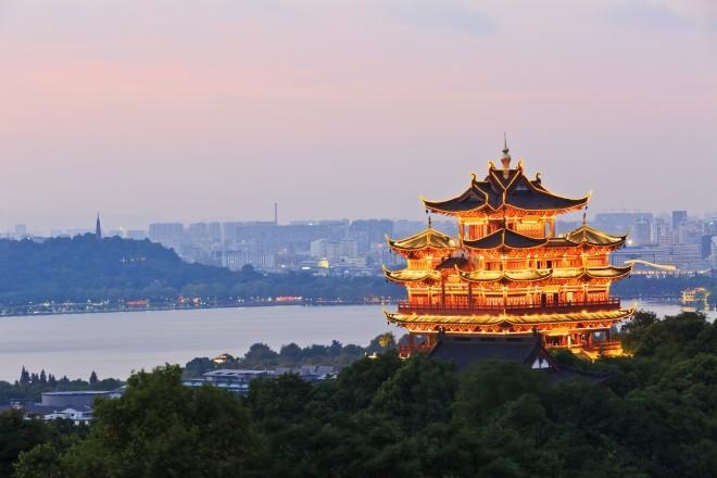 Hangzhou, Kitajska