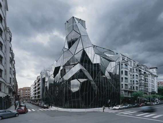 Zdravstvena ustanova, Bilbao (Španija)