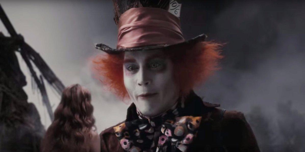 24. Alica v čudežni deželi (Alice In Wonderland, 2010)