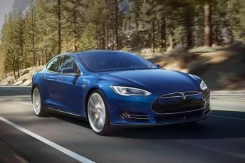 Tesla Model S 100D (2017)