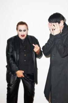 Marylin Manson in njegov oče